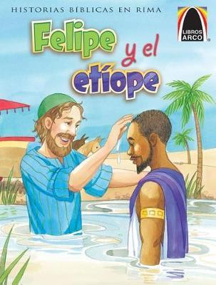 Felipe y El Etiope (Phillip and the Ethiopian) by Cecilia Fau Fernandez