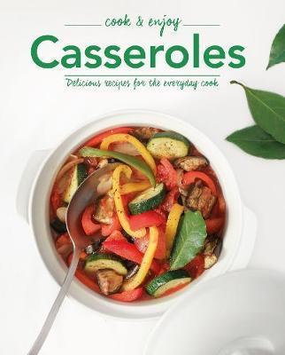 Casseroles by Parragon Books Ltd