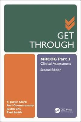 Get Through MRCOG Part 3 by Justin T Clark image