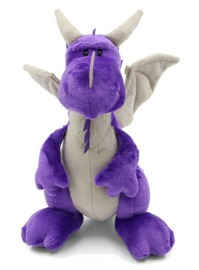 Nici: Standing Dragon - Purple (30cm)