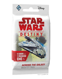 Star Wars Destiny: Across the Galaxy Single Booster