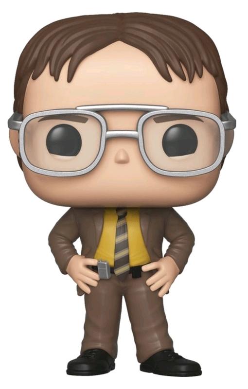 The Office - Dwight Schrute Pop! Vinyl Figure