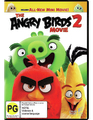 The Angry Birds Movie 2 on DVD