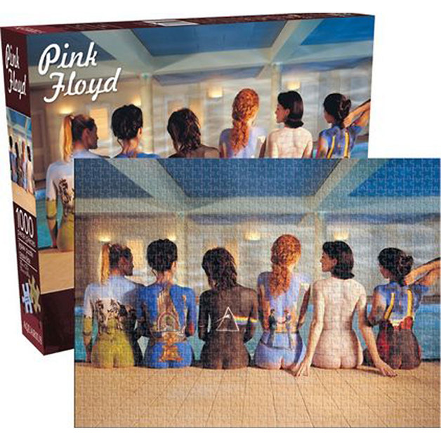 Pink Floyd – Back Art 1000pc Puzzle