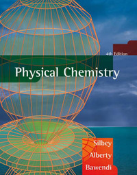 Physical Chemistry 4E by Robert J. Silbey image