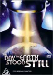 The Day The Earth Stood Still (Original) on DVD