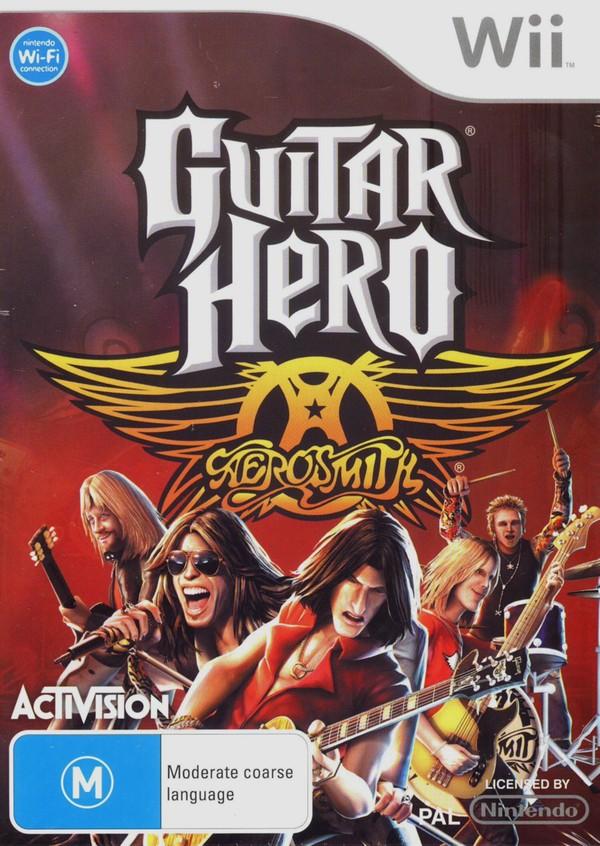 Guitar Hero: Aerosmith for Wii image