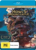 Howl's Moving Castle on Blu-ray