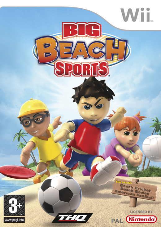 Big Beach Sports for Wii
