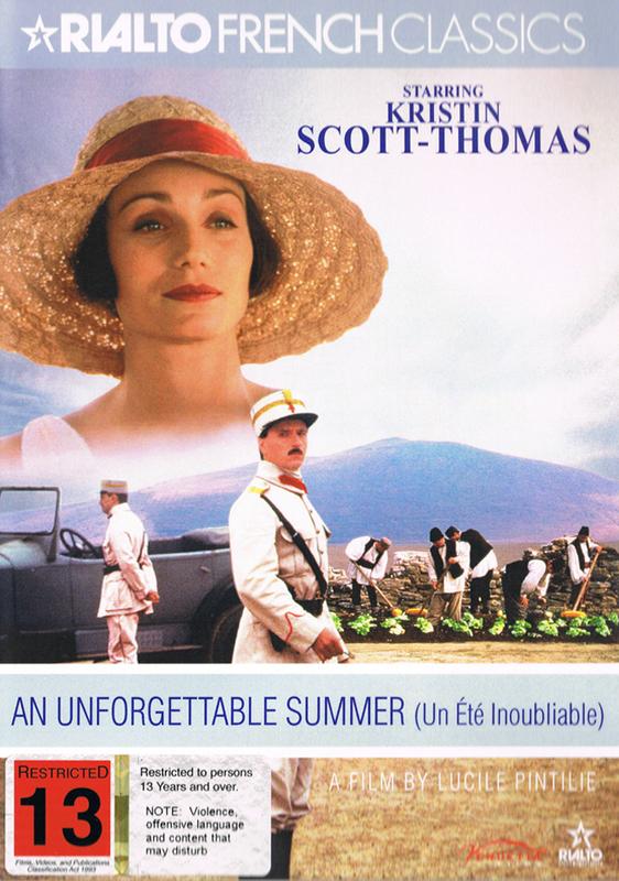 An Unforgettable Summer on DVD