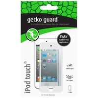Gecko Bubble Free Screen Guard for iPod Touch 5 - White