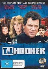 T J Hooker The First Two Seasons (6 Disc Set) on DVD