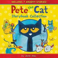 Pete The Cat Storybook Collection by James Dean image