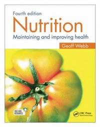 Nutrition by Geoffrey P. Webb