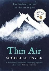 Thin Air by Michelle Paver image