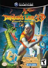 Dragon's Lair 3D for GameCube