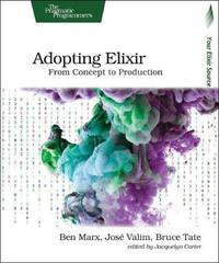 Adopting Elixir by Ben Marx image