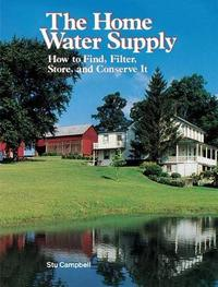 The Home Water Supply by Stuart Campbell image