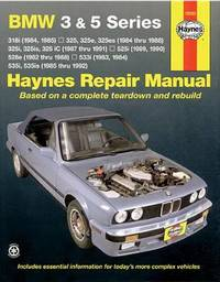 BMW 3/5 Series (82 - 92) by Larry Warren