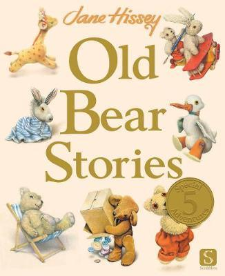 Old Bear Stories by Jane Hissey image