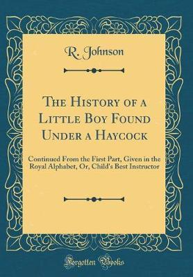 The History of a Little Boy Found Under a Haycock by R Johnson image