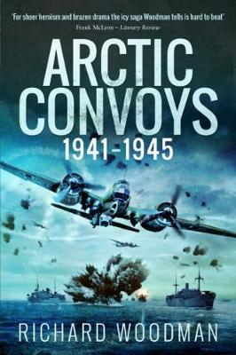 Arctic Convoys 1941-1945 by Richard Woodman image