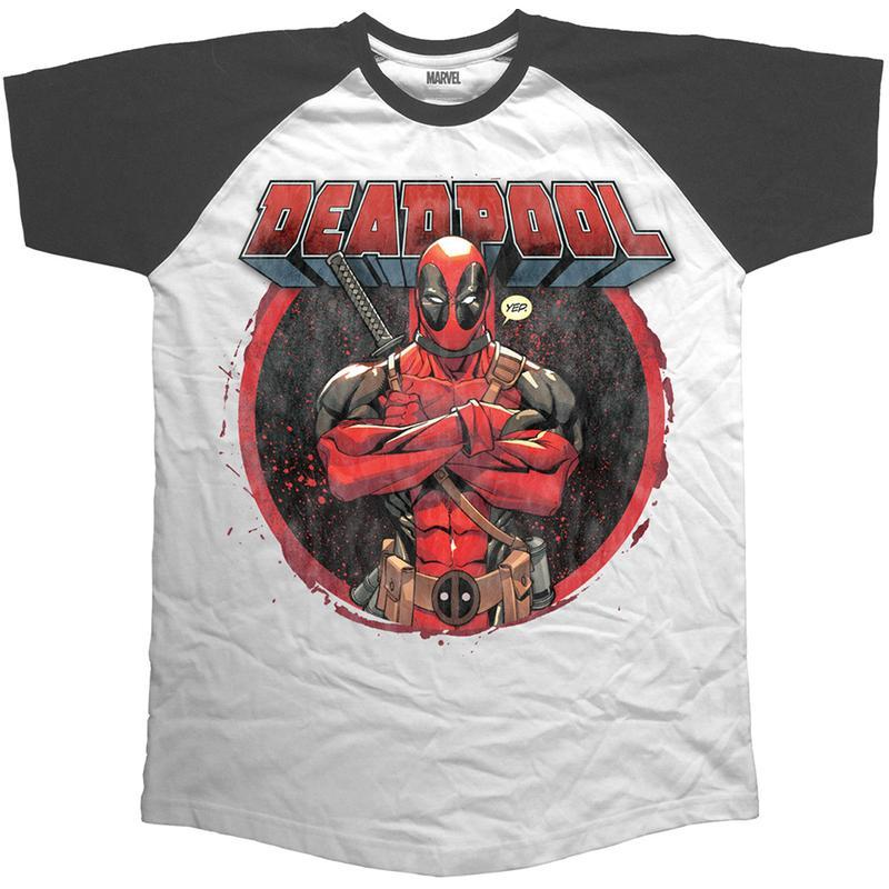 Deadpool Crossed Arms (Large) image