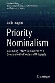 Priority Nominalism by Guido Imaguire