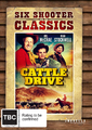 Cattle Drive (Six Shooter Classic) on DVD