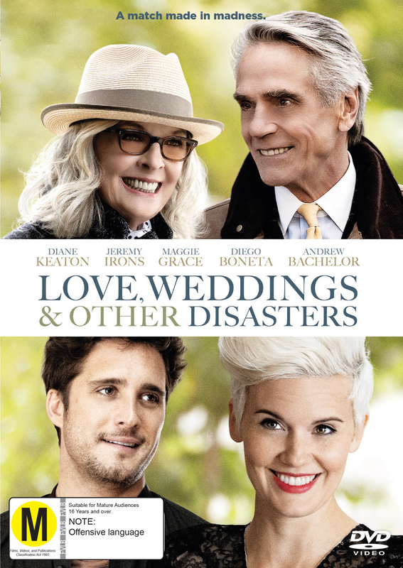 Love, Weddings & Other Disasters on DVD