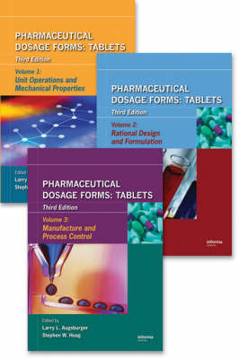 Pharmaceutical Dosage Forms - Tablets image