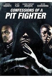 Confessions of a Pit Fighter on DVD image