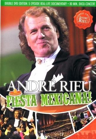 Andre Rieu - Fiesta Mexicana DVD
