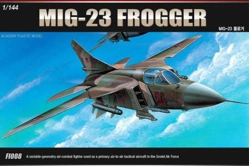 Academy M-23 Frogger 1/144 Model Kit