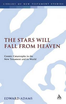 The Stars Will Fall from Heaven by Edward Adams image