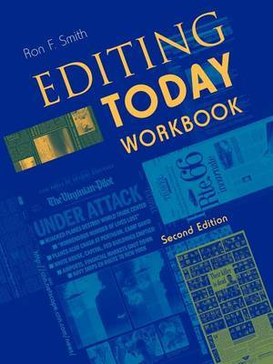 Editing Today by Ron F. Smith
