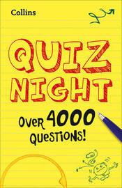 Collins Quiz Night by Collins