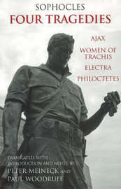 Four Tragedies by Sophocles image