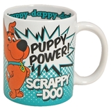 Scrappy Doo - Puppy Power Mug