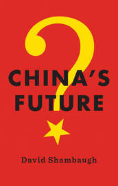 China's Future by David Shambaugh
