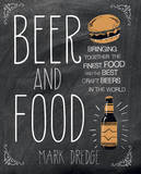 Beer and Food by Mark Dredge