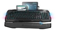 ROCCAT Skeltr Smart Communication RGB Gaming Keyboard for PC