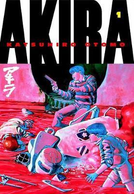 Akira Volume 1 by Katsuhiro Otomo