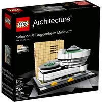 LEGO Architecture - Solomon R. Guggenheim Museum (21035)