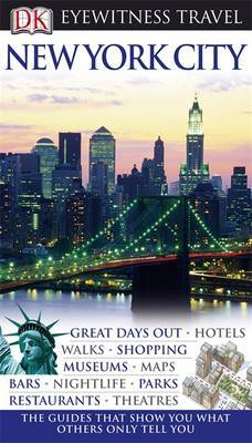 DK Eyewitness Travel Guide New York City image