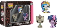 My Little Pony - Whooves, Celestia & Twilight Pocket Pop!Vinyl Mini Figure (3 Pack)