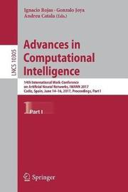 Advances in Computational Intelligence image