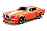 Maisto: Tech: 1:24 RC Vehicle - 1967 Ford Mustang Gt