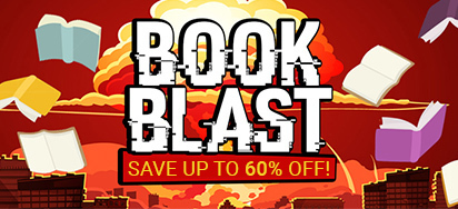 Book Blast! Save up to 60% off!