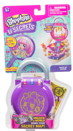 Shopkins: Little Secrets Mini Playset - Make up Salon